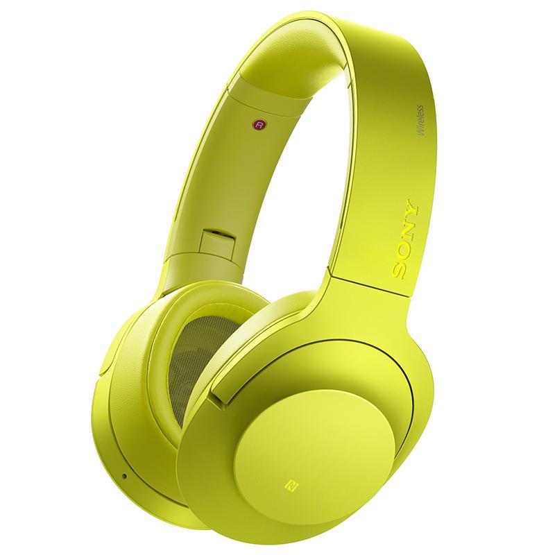 JD Коллекция Лимонный желтый Беспроводной шум МЛУ-100ABN