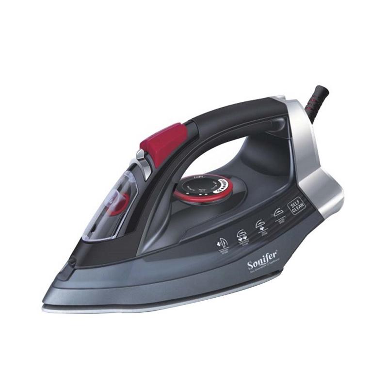 SONIFER красный Стандарт Великобритании braun ts765a бытовой паровой электрический утюг