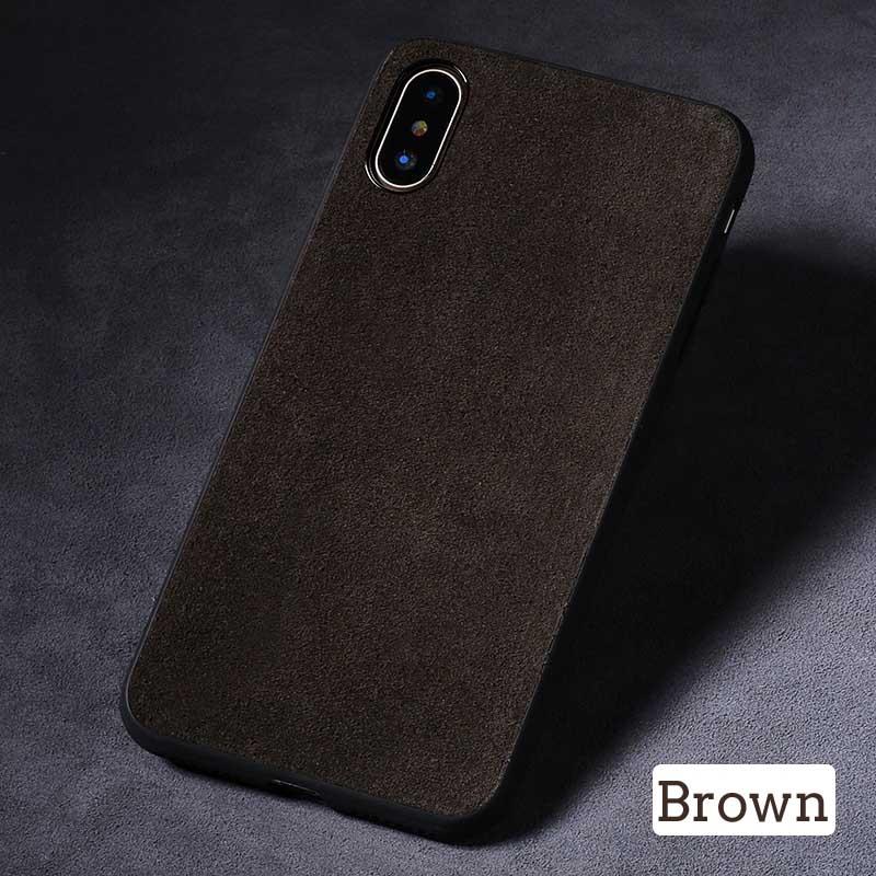 langsidi коричневый iPhone 6 6s чехол накладка чехол накладка iphone 6 6s 4 7 lims sgp spigen стиль 1 580075