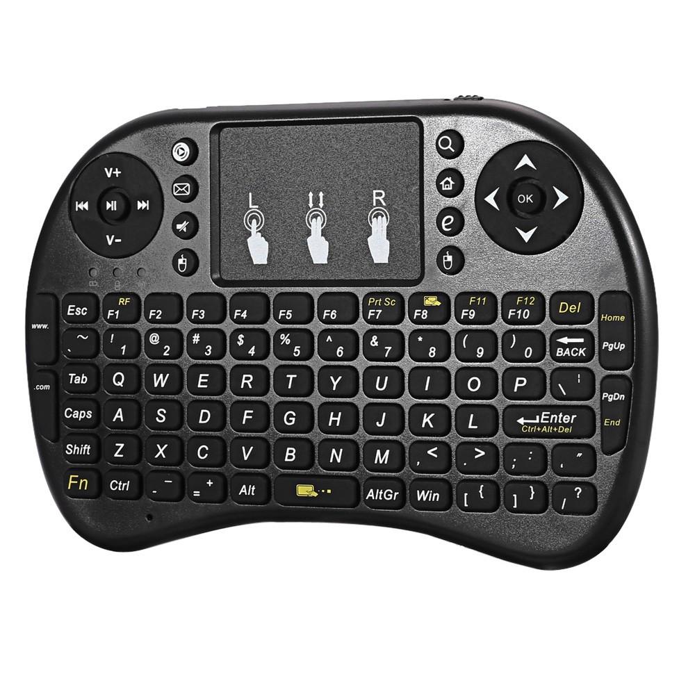 WE YOUNG WE DO черный английская версия компьютерная клавиатура ipazzport 2 4g 5pcs c1644ru
