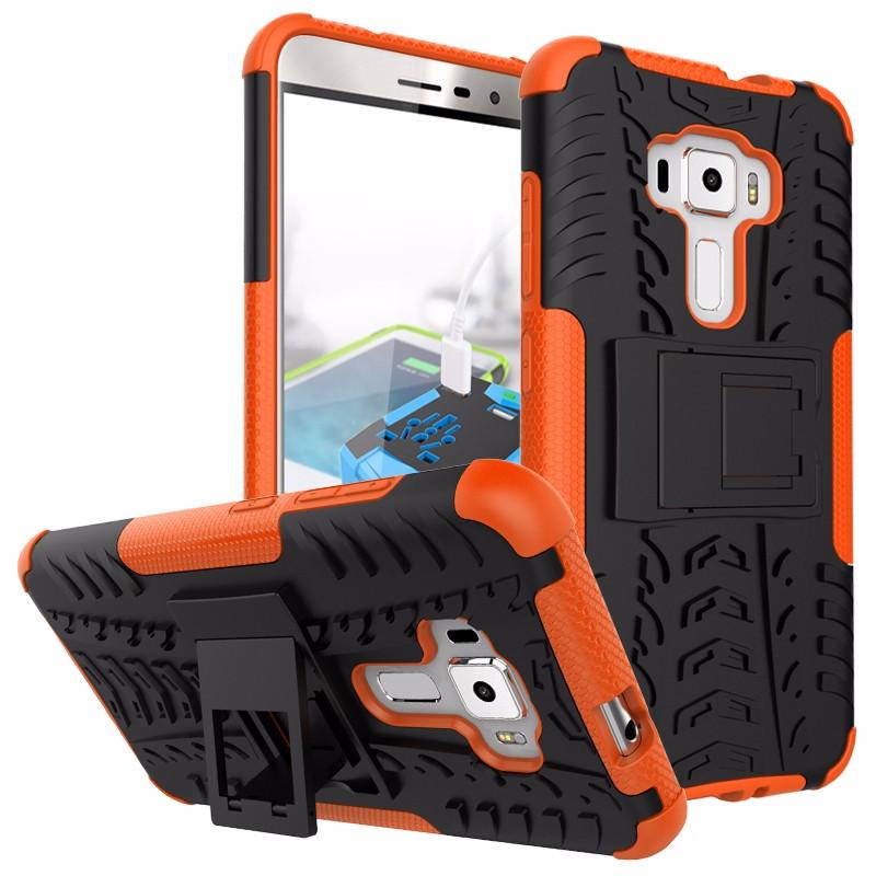 goowiiz оранжевый ASUS zenfone 3 52 ZE520KL защитная плёнка для asus zenfone 3 ze520kl front