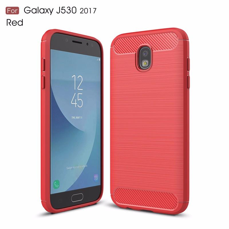 KYKEO Красный Samsung Galaxy J530 2017 EU ultra slim clear phone cases for samsung galaxy s6
