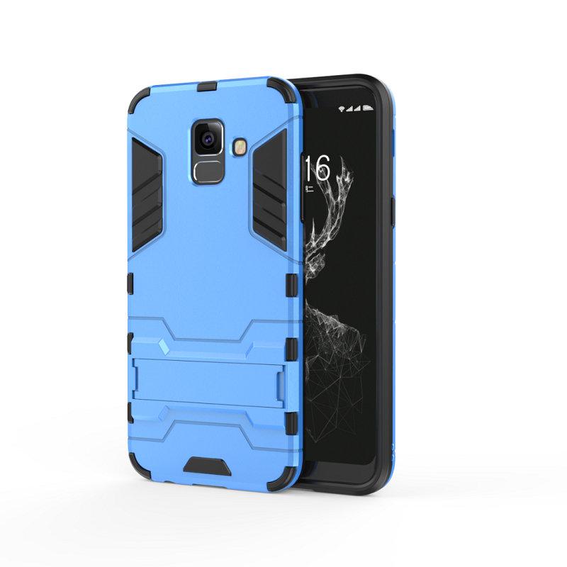 WIERSS синий для Samsung Galaxy A6 Plus 2018 цена
