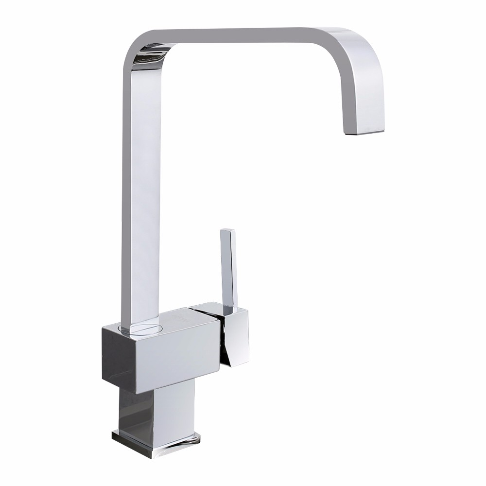 micoe H-HC108 free shipping chrome clour single hole brass bathroom sink faucet mixer tap new