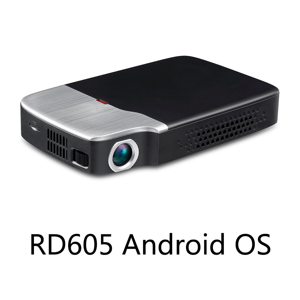 Rigal Белый Android xgimi h1 dlp проектор 1920x1080 full hd затвора 3d поддержка 4k видеопроектора android 5 1 bluetooth wifi домашний кинотеатр beamer