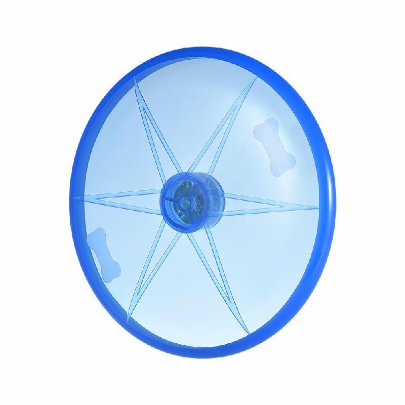 esonmus Blue rgb light flying disc