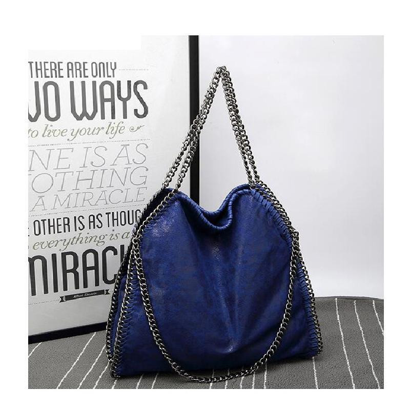 Tissbely Blue jianxiu women messenger bags split leather bolsos mujer bolsa sac tassen bolsas feminina shoulder crossbody 2018 chain small bag