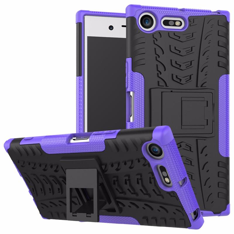 goowiiz пурпурный Sony Xperia XZ Premium смартфон sony xperia xz premium dual black g8142