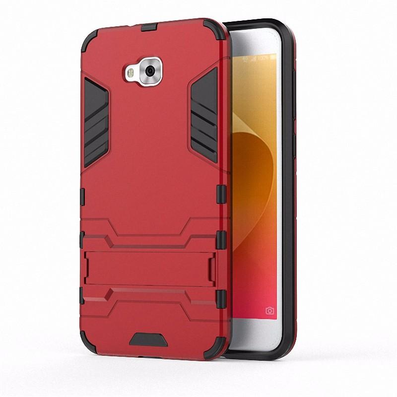 WIERSS красный для Asus Zenfone 4 Selfie ZD553KL аксессуар чехол для asus zenfone 4 selfie zd553kl zibelino pc black zpc asu zd553kl blk