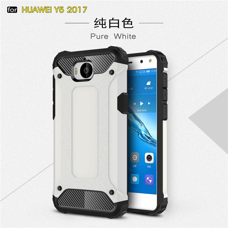 goowiiz белый HUAWEI Y5 2017 смартфон huawei y5 2017 mya u29 2 16gb gold золотой 51050nfe
