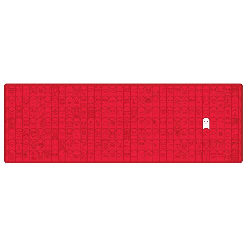 JD Коллекция Крупногабаритный палец человеческий красный 900X300mm дефолт joycollection
