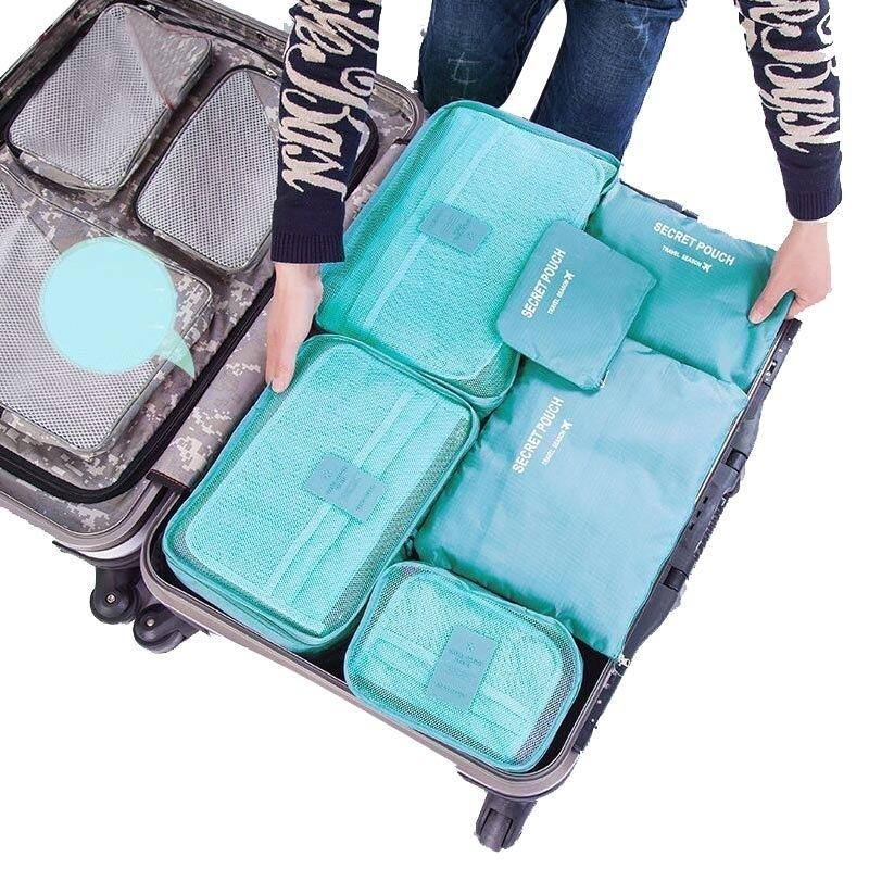 JD Коллекция 6 комплектов пакета синий
