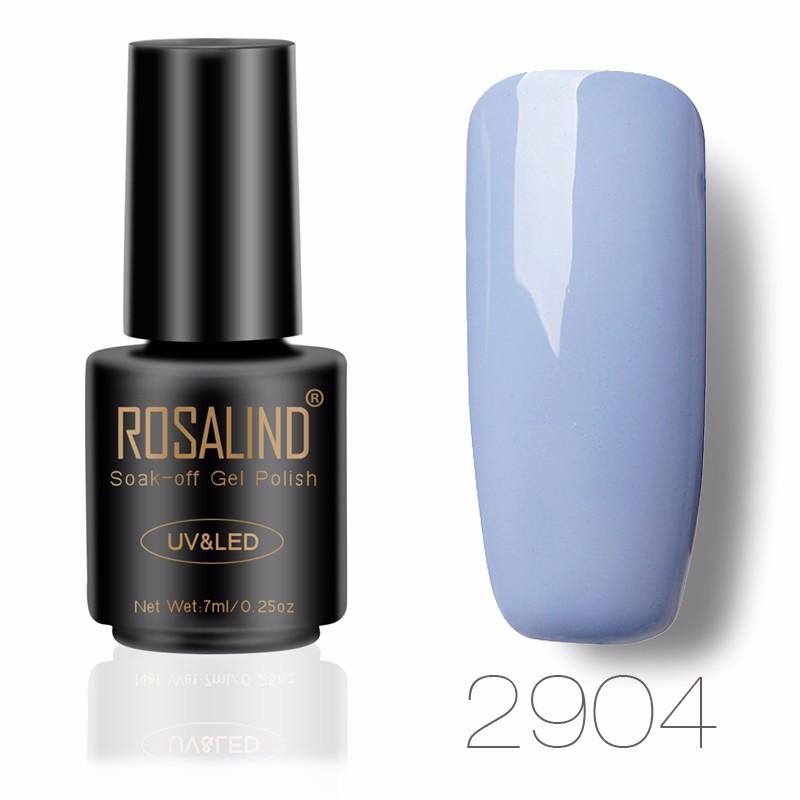 ROSALIND X6 Черный лаки для ногтей golden rose лак для ногтей express dry 60 sec тон 29