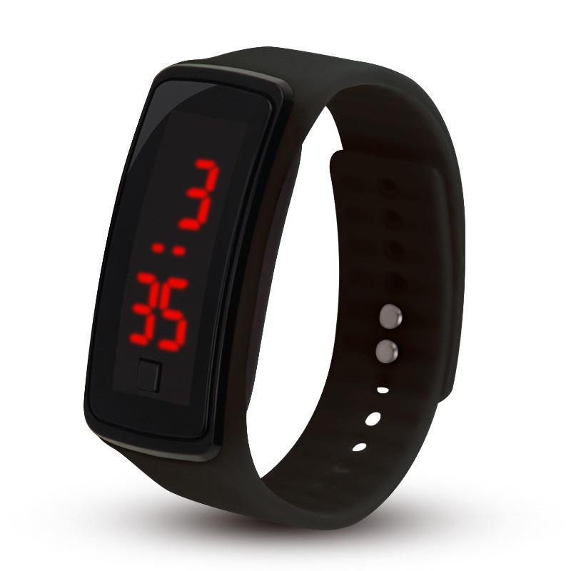ALEOBONWAY Black Смарт-браслет wh0020 модная серия наручные часы