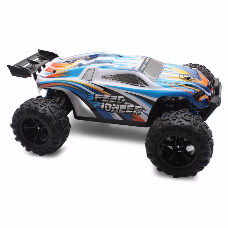 GBTIGER Blue neewer® aluminum shock absorber 2 piece for rc 1 10 bigfoot car truck fits hsp redcat racing himoto exceed