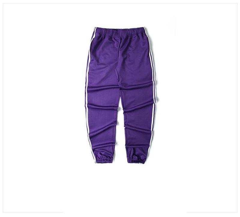 Гарем брюки брюки женщин брюки для девочек брюки летние брюки высокие талии брюки SAKAZY Фиолетовый L фото