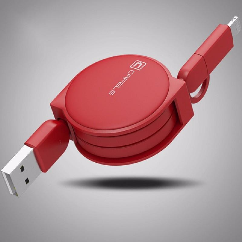 Cafele Красный цвет 1M зарядное устройство soalr 16800mah usb ipad iphone samsug usb dc 5v computure