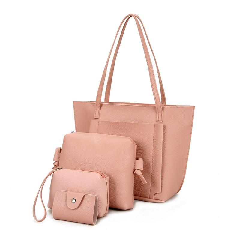 SMOOZA Розовый Большой женщины кекс мороженое сумка кожа pu плеча сумка кошелек тотализатор почтовые сцепления