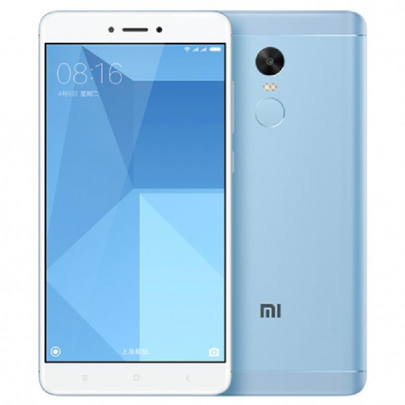 Tissbely Blue Xiaomi Redmi Note 4X 4 X 3GB RAM
