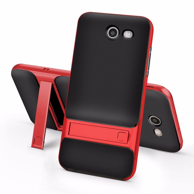 goowiiz Grid Red Samsung Galaxy J5 2016 J510