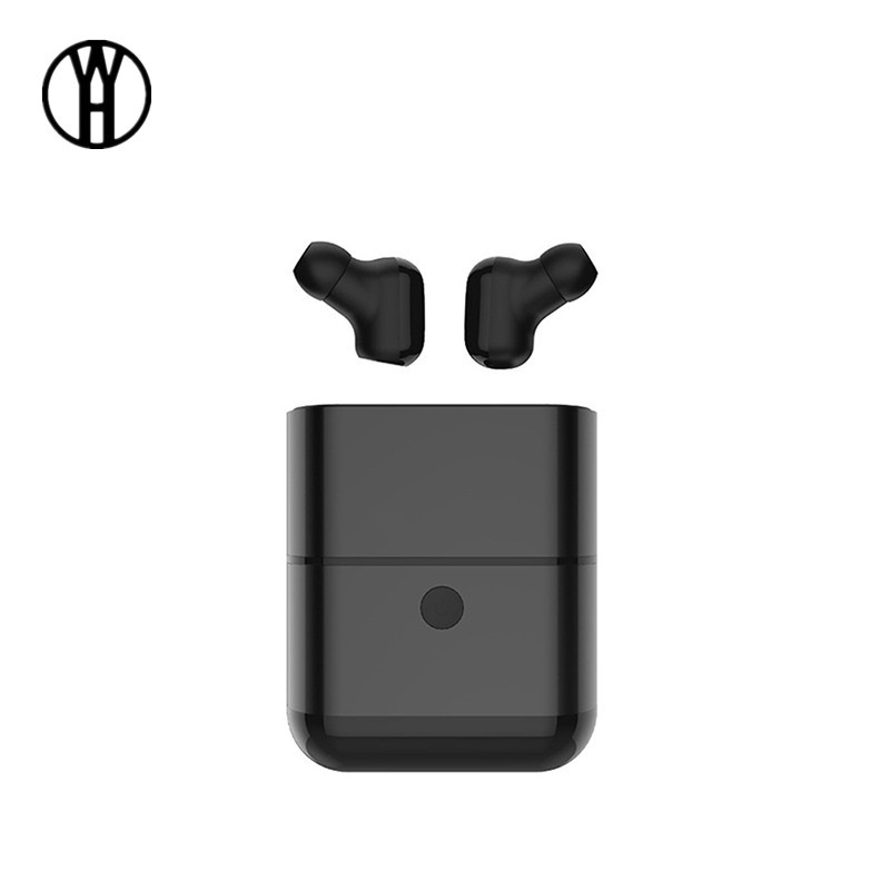 WH Чёрный цвет ovleng ip630 in ear earphone w microphone black silver