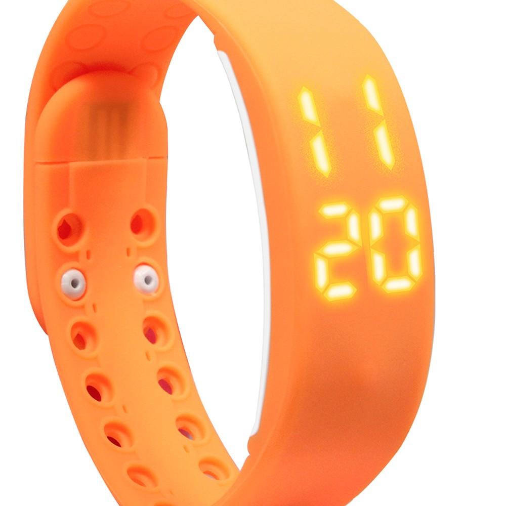 HRAEFN оранжевый чжо палочка jawbone up move смарт tracker подарки