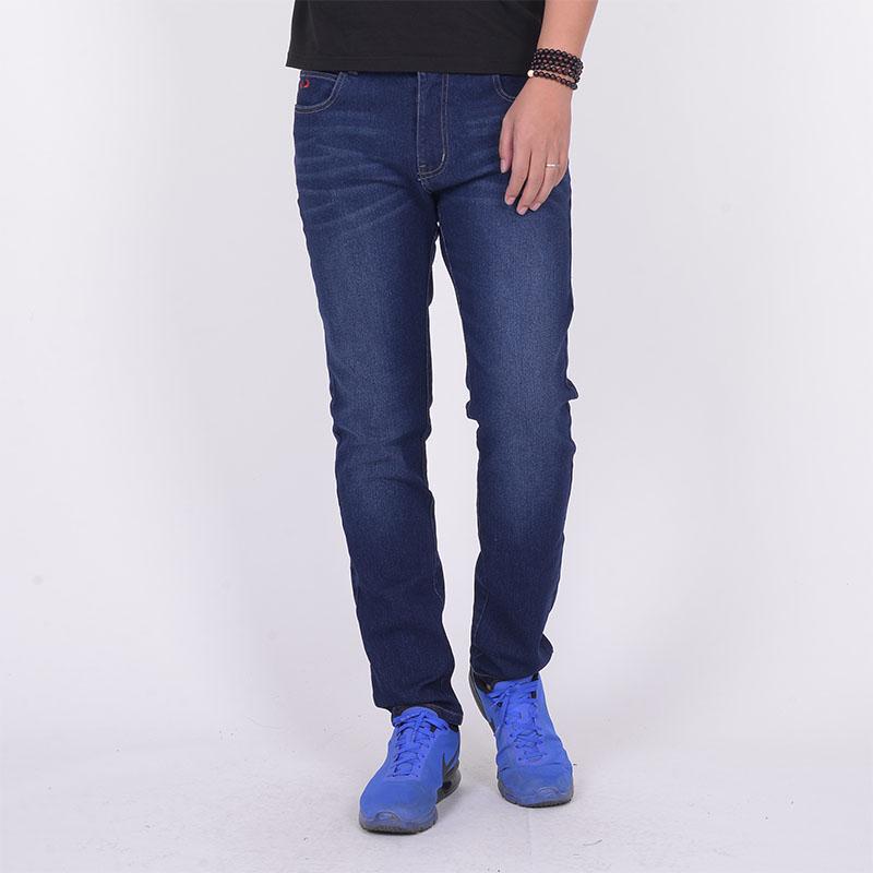 SHENDA темно-синий 32 geedo джинсы бизнес повседневная талия мода джинсы 9006 темно синий 32