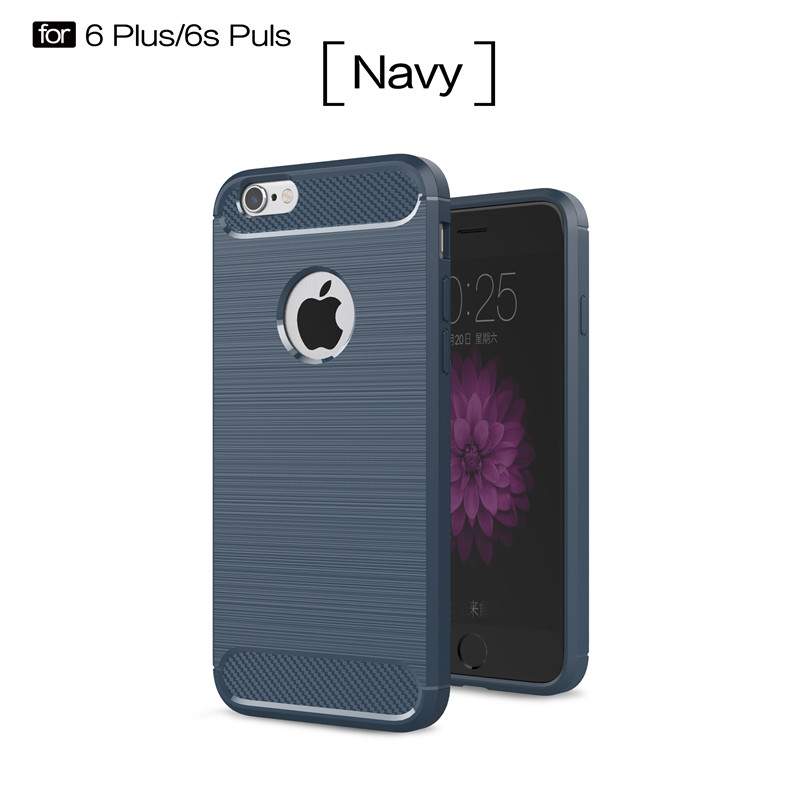 KYKEO Синий цвет iPhone 6s Plus ultra thin pc hard back cover phone case for iphone 6 plus 6s plus