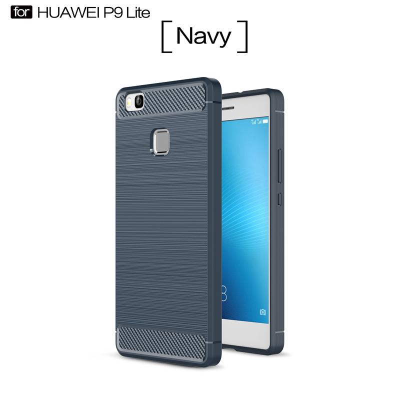 goowiiz Темно-синий HUAWEI P8 Lite P9 Lite GR3 2017 Honor 8 Lite смартфон huawei honor 8 lite 32гб белый