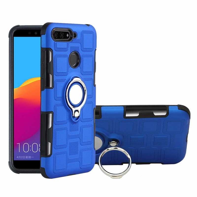 SHS синий HUAWEI Y6 2018Honor 7AEnjoy 8E смартфон huawei y6 pro золотой