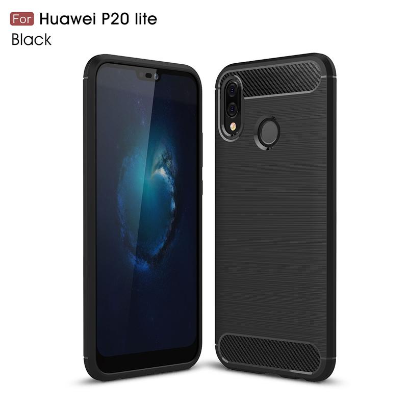 goowiiz черный HUAWEI P20 Lite Nova 3E huawei huawei nova lite 2017 black