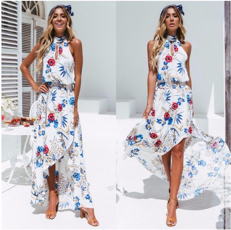 SAKAZY белый L lovaru ™ 2015 летний стиль женщин моды макси платье без рукавов слэш шеи высокого качества мягкие и удобные платья горячей продажи
