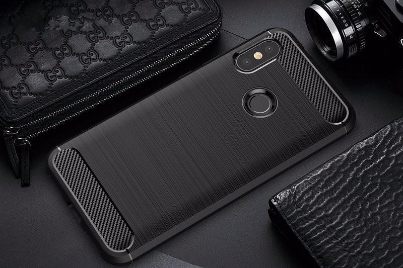 WIERSS черный для Xiaomi Redmi 6 смартфон xiaomi redmi pro 32gb silver