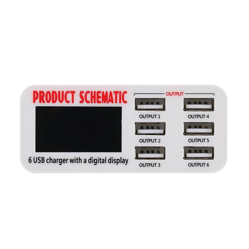 SAYHI белый Стандарт ЕС зарядное устройство soalr 16800mah usb ipad iphone samsug usb dc 5v computure