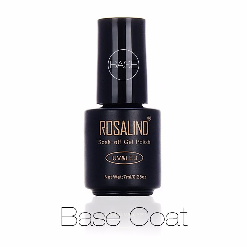 ROSALIND Плоский срез модные шаблоны магнит пластины жезл совет nail art для diy 3d magnetic польский