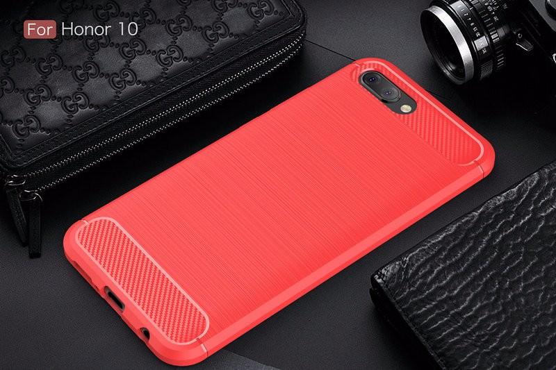 WIERSS красный для Huawei Honor 10 Защитная крышка корпуса для Huawei Honor 10 COL-AL00 COL-AL10 COL-TL00