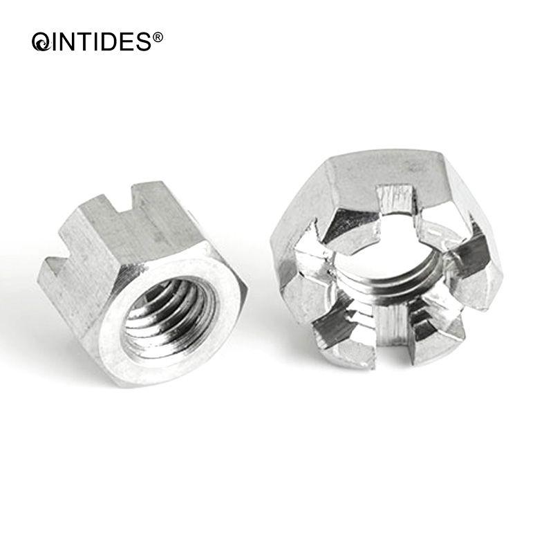 QINTIDES  M16-2штук Гайки шестигранные