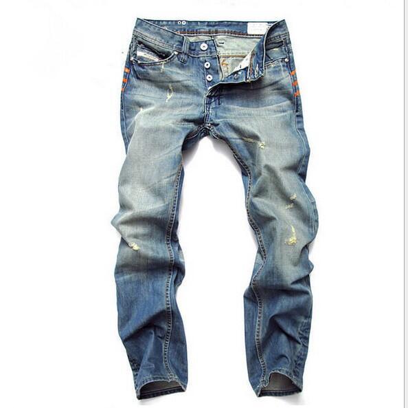 UYUK брюки джинсовые mustang джинсы прямые