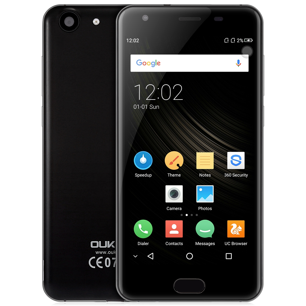 GBTIGER черный примечание geotel экран hd 5 5 дюйма 3гб озу 16 гб пзу 8 0mp mt6737 quad core 4g lte android 6 0 смартфон 3200mah