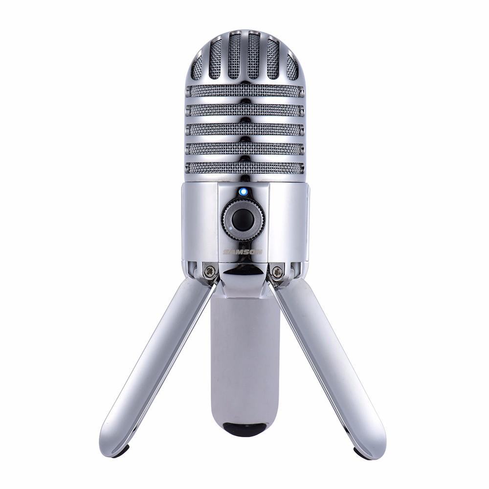 ammoon Серебряный Микрофон Samson
