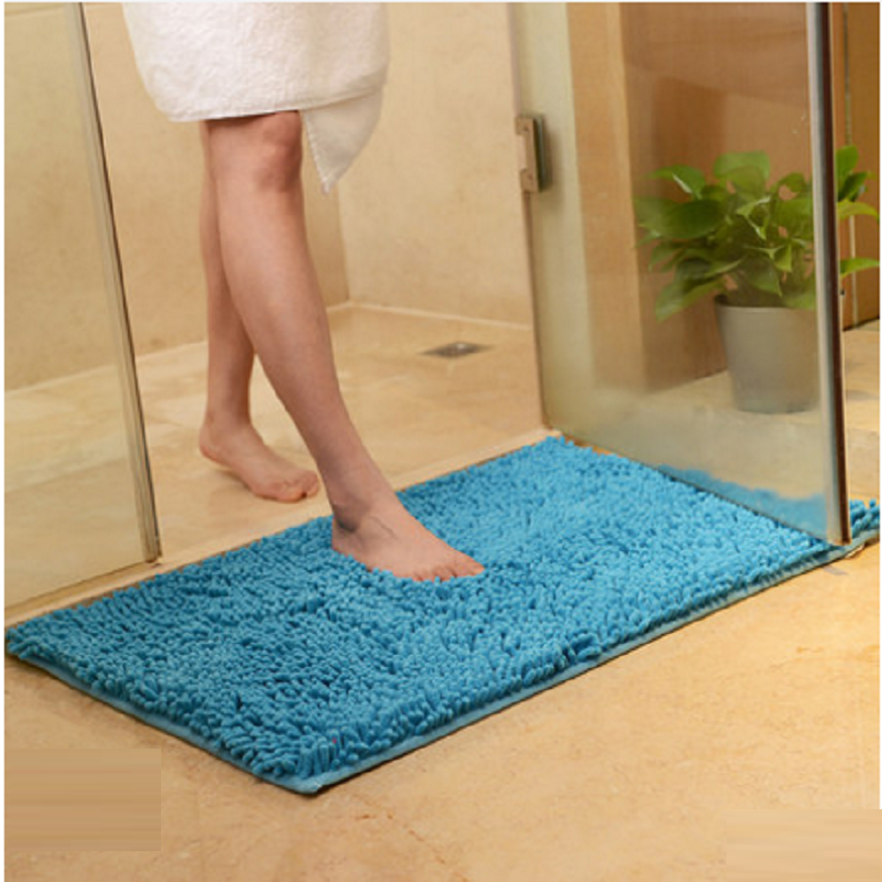 kangfeng Синий коврики для ванной bath plus коврик для ванной