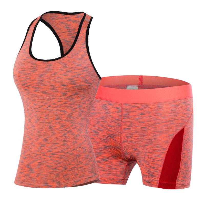Спортзал сексуальнойога yuerlian Красный L фото