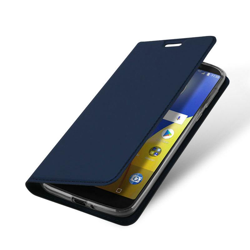 WIERSS Темно-синий для Moto E5 Play