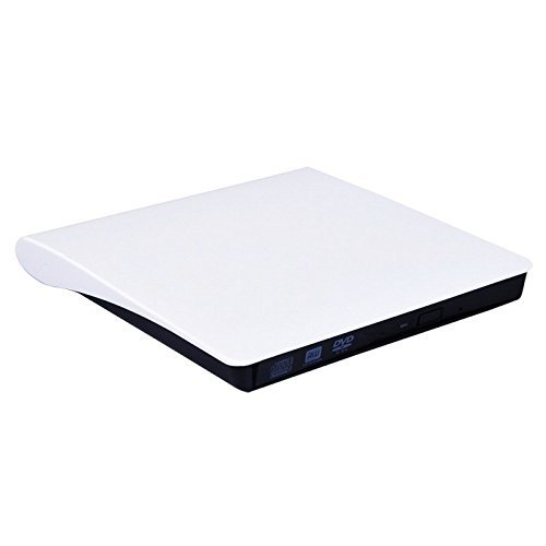 TXZHAJGHON bluray player external usb 3 0 dvd drive blu ray 3d 25g 50g bd rom cd dvd rw burner writer recorder for windows 10 mac os linux