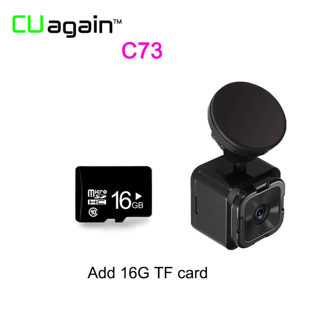 C7316G 1080p mini 0906 car dual lens dvr 1080p fhd dash cam