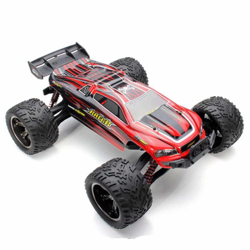 GBTIGER Red neewer® aluminum shock absorber 2 piece for rc 1 10 bigfoot car truck fits hsp redcat racing himoto exceed