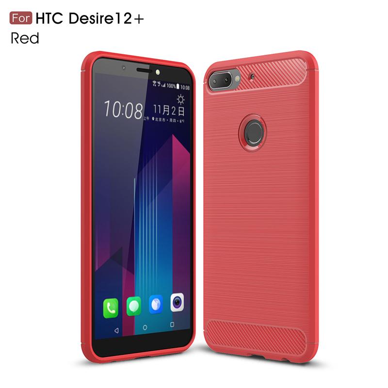 goowiiz красный HTC Desire 12 Plus аккумулятор аккумулятор htc desire 620 b0pe6100 partner 1900mah пр038013