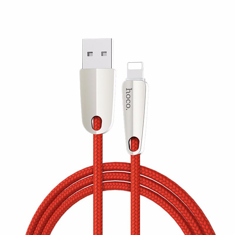 HOCO красный 12 м кабель