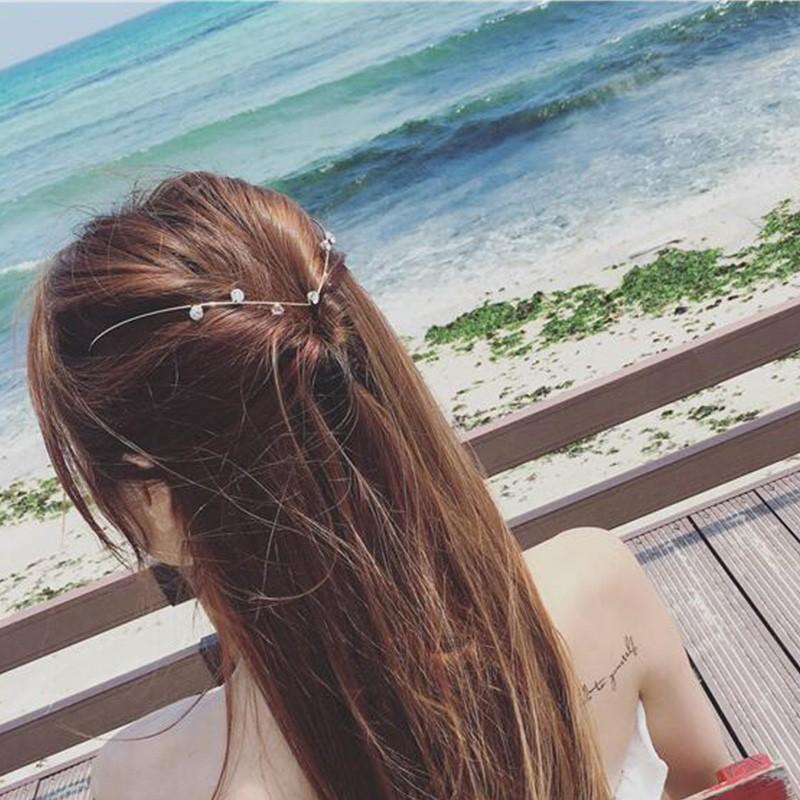 CXSHOWE C 50pcs black hair elastic rubber bands hair ornaments headbands scrunchy girls women hair ties elastic hairbands headwear