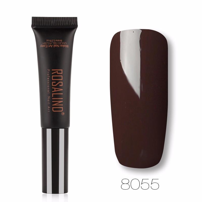 ROSALIND Беспроводное зарядное устройство Прозрачный белый гель лак для ногтей pupa lasting color gel 019 цвет 019 sumptuous mane variant hex name c93a56